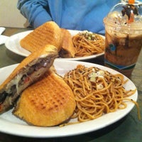 Photo taken at Carma's Cafe by Henry H. on 1/16/2013