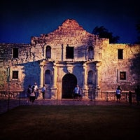 Photo taken at The Alamo by Dylan K. on 7/23/2013