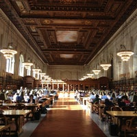Photo taken at New York Public Library by Chairman T. on 7/23/2013