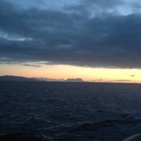 Photo taken at On The Boat by Jan D. on 3/18/2013