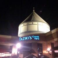 Photo taken at Taziki's Mediterrranean Cafe by Thomas H. on 8/20/2013