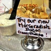 Photo taken at Brooklyn Bagel Bakery by 365Atlanta.com on 11/25/2012