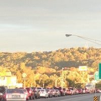 Photo taken at I-75 N Knoxville by Nydia on 10/20/2012