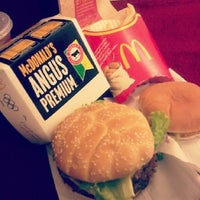 Photo taken at McDonald's by Suellem A. on 2/2/2013