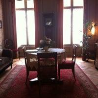 Photo taken at Einstein-Haus by Alexandra B. on 4/4/2013