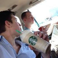 Photo taken at Starbucks by Julio M. on 4/20/2014