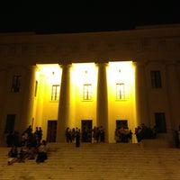 Photo taken at Palacio de Bellas Artes by Miguel K. on 6/2/2013