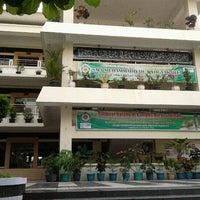 Photo taken at SMA Muhammadiyah 1 Yogyakarta by Yesi A. on 11/2/2012