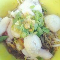 Photo taken at Priksod Noodles by Ando A. on 5/11/2013
