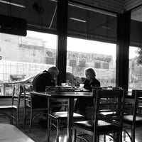 Photo taken at King of Falafel by meli. on 1/10/2015