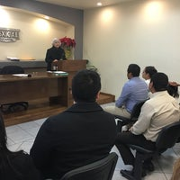 Photo taken at Registro Civil by ♛ßeatrice♛ on 1/8/2016