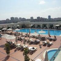 Photo taken at Marriott Hotel Asia by Ayşegüldeniz D. on 6/16/2013
