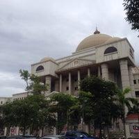Photo taken at Kompleks Mahkamah Kuala Lumpur (Courts Complex) by Syed Adam A. on 9/19/2016