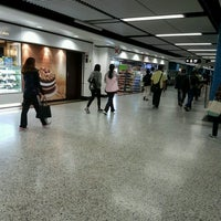 Photo taken at MTR Lam Tin Station by Vincent L. on 11/25/2016