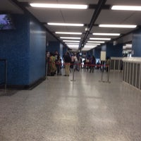 Photo taken at MTR Lam Tin Station by Vincent L. on 10/15/2016