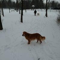 Photo taken at Warnimont Dog Park by Gard C. on 2/22/2013