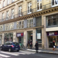 Photo taken at CMG SPORTS CLUB One Palais Royal by Svetlana E. on 2/15/2013