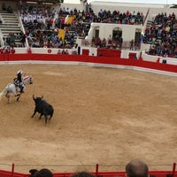 Photo taken at Estadio Alcochete by Irina P. on 5/1/2013