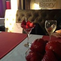 Photo taken at Story Cafe by Татьяна Б. on 5/17/2013