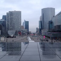 Photo taken at Grande Arche de la Défense by Arseniy A. on 2/14/2013