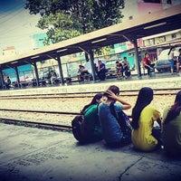 Photo taken at PNR (PUP/Sta. Mesa Station) by Harrey P. on 1/20/2016