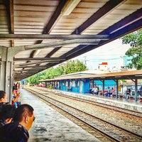 Photo taken at PNR (PUP/Sta. Mesa Station) by Harrey P. on 11/15/2015