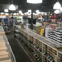 Photo taken at MetroShoe Warehouse by Kaleb B. on 4/26/2013