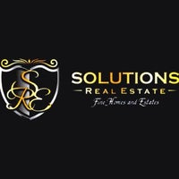 Photo taken at Solutions Real Estate by J. Marty N. on 2/24/2014