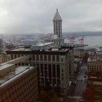 Photo taken at Seattle Municipal Court by Jennifer L. on 10/11/2013