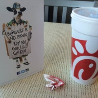 Photo taken at Chick-fil-A University at Mill by Terrence R. on 6/21/2014