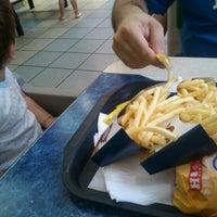Photo taken at Burger King by Gaby M. on 2/16/2013