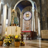 Photo taken at National Shrine of Our Mother of Perpetual Help by Keith B. on 5/19/2013