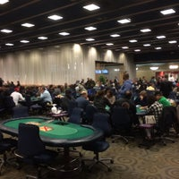Photo taken at Hollywood Park Casino by David W H. on 3/30/2016