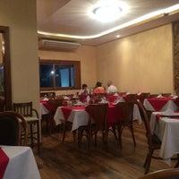Photo taken at Restaurante Candido's by sebastiao r. on 4/2/2015