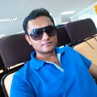 Photo taken at Rajkot Airport (RAJ) by Sahaj M. on 6/30/2015