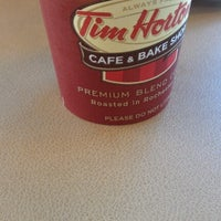 Photo taken at Tim Hortons by Jeraimie F. on 2/7/2013