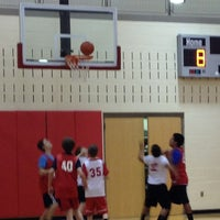 Photo taken at Kraft Family YMCA by Andrea K. on 2/23/2013