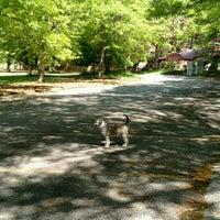 Photo taken at Tuckerman Hall Dog Run by Garry E. on 5/23/2016