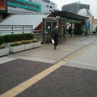 Photo taken at Matsudo Station by Jun O. on 4/16/2013