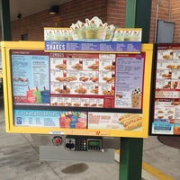 Photo taken at SONIC Drive In by Brian A. on 8/21/2014