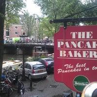 Photo taken at The Pancake Bakery by Yun L. on 8/7/2013