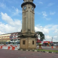Photo taken at Dataran Jam Besar Sungai Petani by Firdaus A. on 1/23/2013