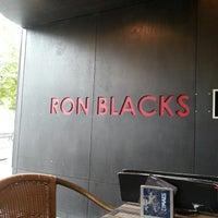 Photo taken at Ron Blacks by stephanie k. on 8/24/2013