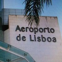 Photo taken at Lisbon Humberto Delgado Airport (LIS) by Rui J. on 6/2/2013