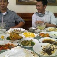 Photo taken at Sari Indah Restoran by Aan T. on 12/11/2012