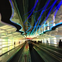 Photo taken at 'The Sky's The Limit' Underground Walkway by Joel W. on 12/8/2012