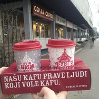 Photo taken at Costa Coffee by Mila M. on 2/1/2013