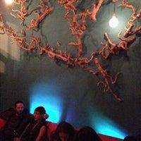 Photo taken at Vinyl Coffee & Wine Bar by Tobias K. on 1/19/2013