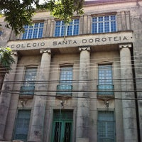 Photo taken at Colégio Santa Dorotéia by Henrique N. on 11/6/2012