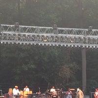 Photo taken at Carter Barron Amphitheatre by Danielle R. on 8/8/2014